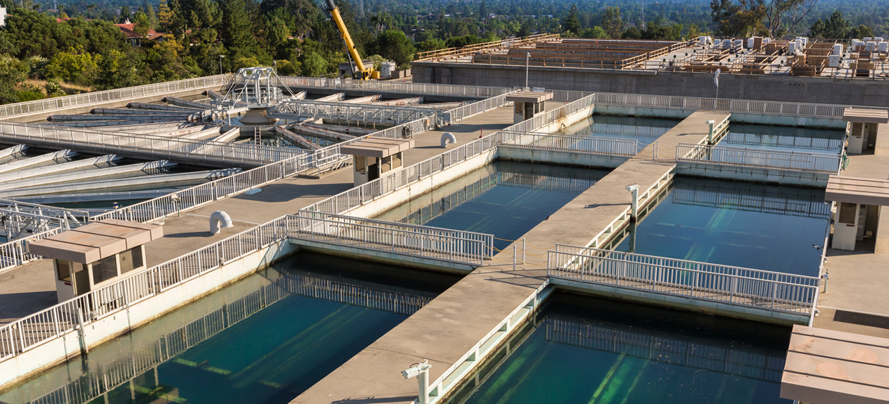 Rinconada Water Treatment Plant | Balfour Beatty US