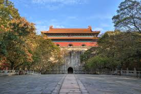 Ming Xiaoping mausoleum